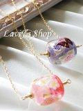 〜匠〜蜻蛉小珠のシンプルネックレス