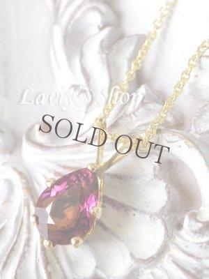 画像3: 宝石ルベライトの一粒ネックレス