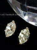 大特価!K14高品質ダイヤモンドのスタッドピアス