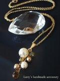 アコヤ本真珠のクラシカルネックレス