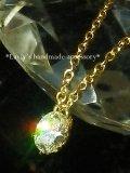 クリスマス特価!オーバルカットダイヤモンドの1粒NK