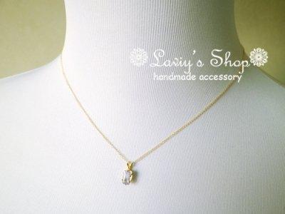 画像3: レア!宝石ハックマナイトの1粒ネックレス