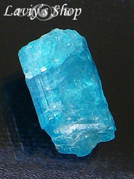 画像1: ブラジル産パライバトルマリン原石(1,2ct.) (1)