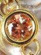 画像8: サンセットオレンジサファイアとオレゴンサンストーンのネックレス (8)